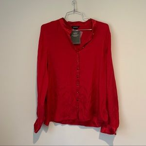 Red Jessica blouse